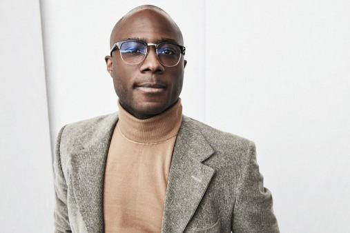 Black Film Director Barry Jenkins