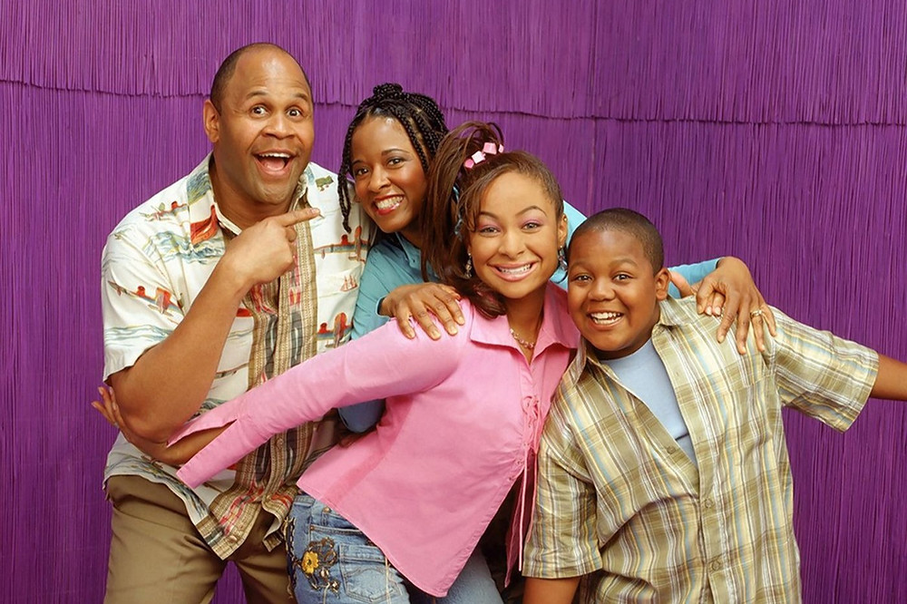 The Cast From Black Family Sitcom That's So Raven