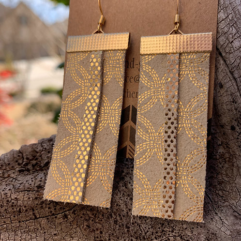 Gold Pattern Bars