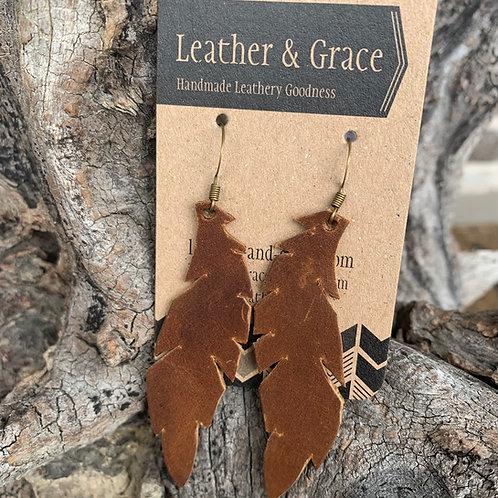 Pecan Feathers