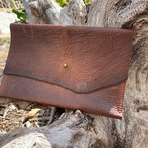 Small Brown Clutch