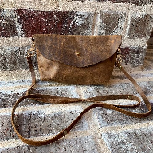 Not Your Mammas's Fanny Pack in Walnut