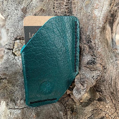 Teal FP/BC Wallet
