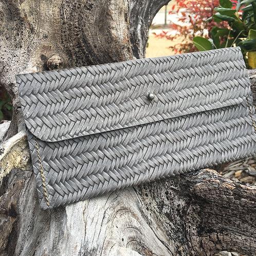 Charcoal Imprint Wallet