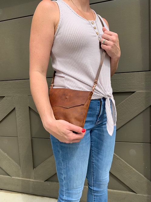 Cross-body/Not Your Mamma's Fanny Pack Combo