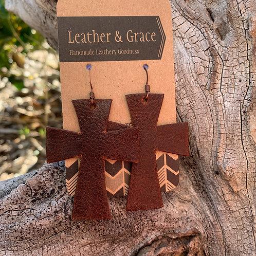 Brown Crosses