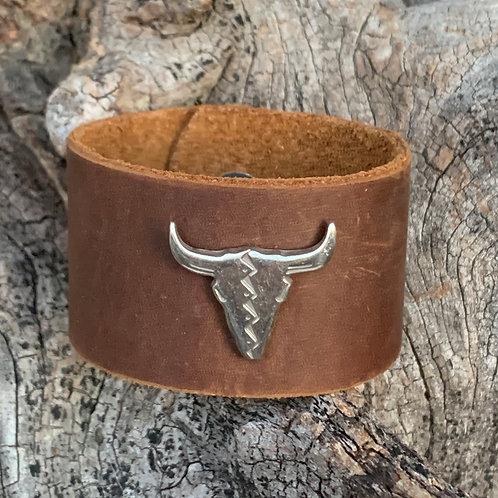 Longhorn Cuff