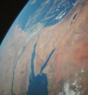 Israel, Jordan, Saudi Arabia, Egypt, Red Sea and Nile