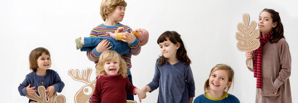 Abbigliamento bambini ANG un bebè