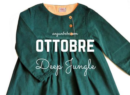 Un colore al mese   Ottobre Deep Jungle