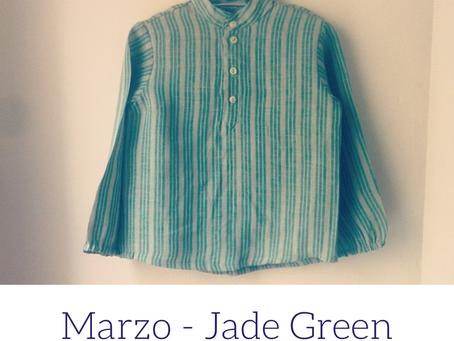 Un colore al mese | Jade Green
