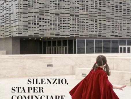 Una mantella rossa per l'Opera di Firenze