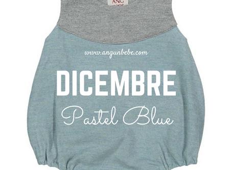 Un colore al mese   Dicembre Pastel Blue