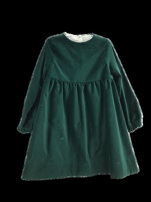 Francesca velluto verde