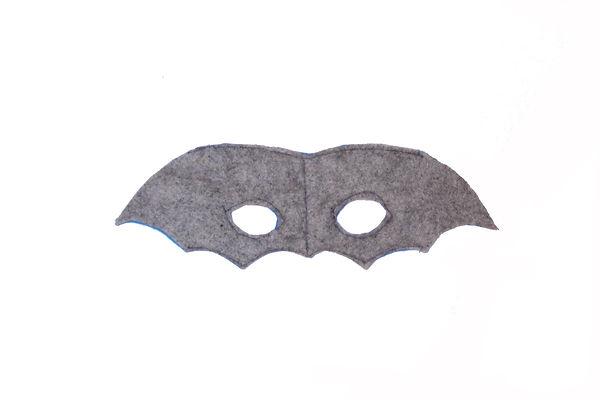 maschera pipistrello gratis