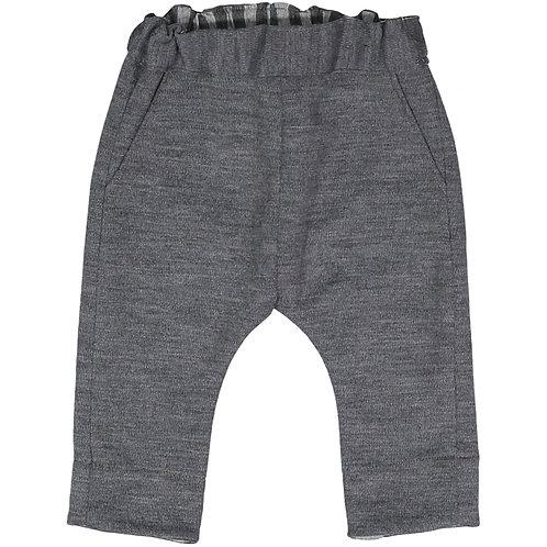 SIMONE Pantalone Jersey Lana