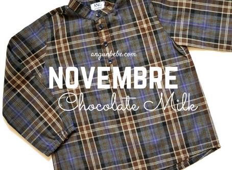Un colore al mese   Novembre Chocolate Milk