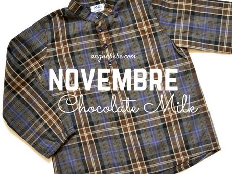Un colore al mese | Novembre Chocolate Milk