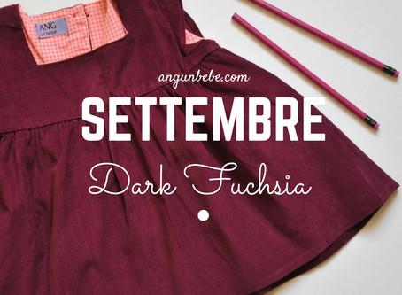 Un colore al mese   Settembre Dark Fucsia