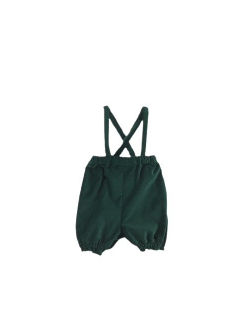 Marco velluto verde