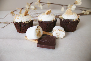 S'more Cupcakes