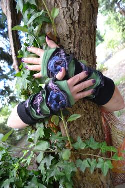 Wicked Fingerless Gloves