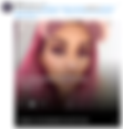 Chapter 1: 'Kim Kardashian has pink hair' in the Twitter player