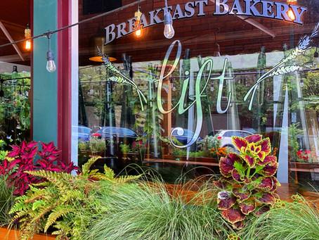 Lift Breakfast Bakery Ltd. Lower Lonsdale