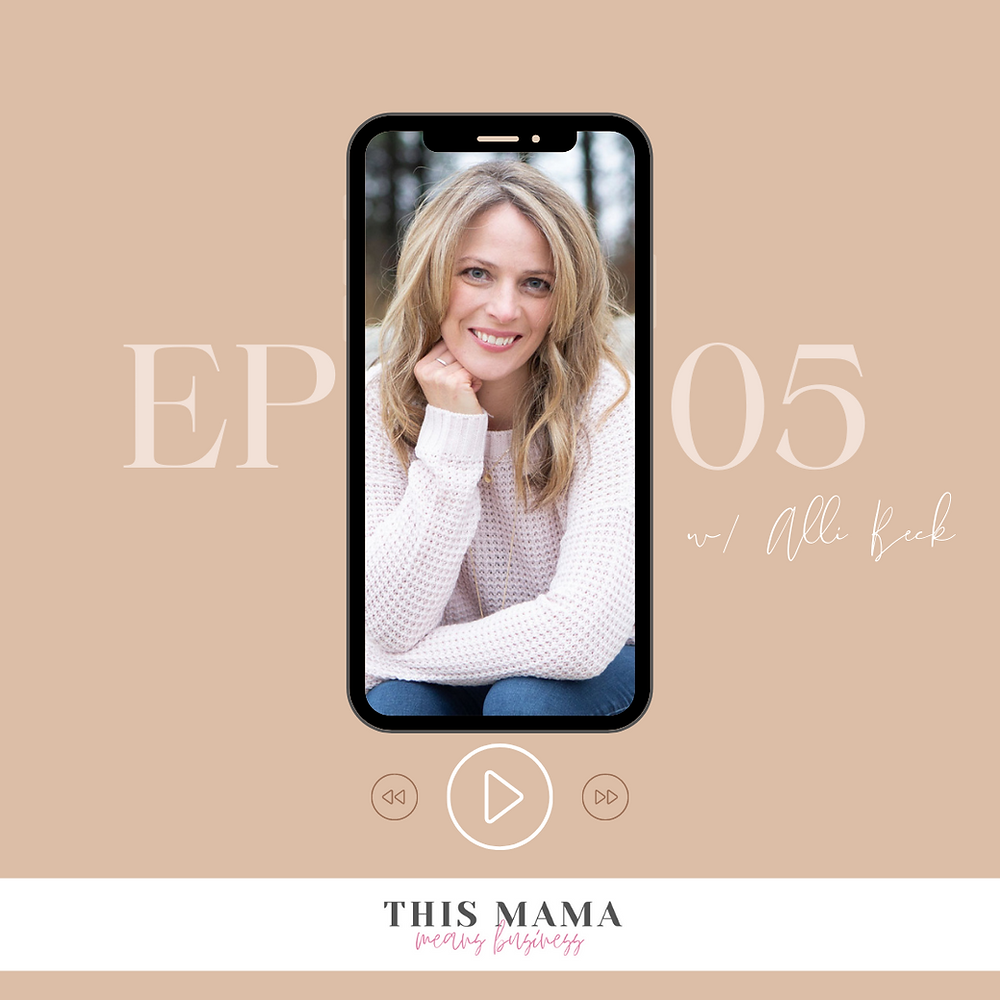 This Mama Means Business Podcast