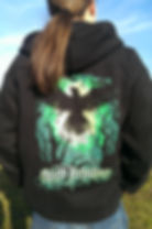Dead Territory Hoody Raven