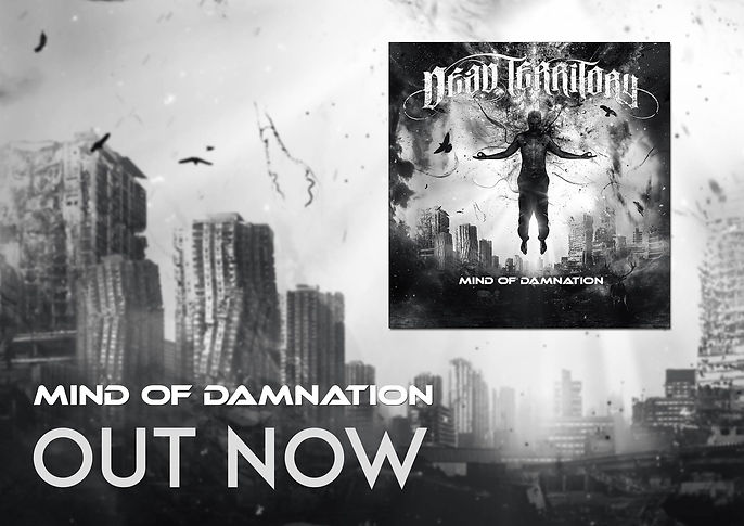 Dead Territory - Mind Of Damnation OUT NOW