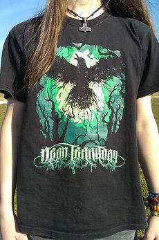 Dead Territory T-Shirt Raven