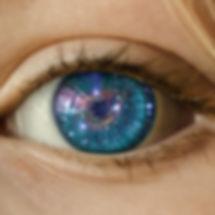 Vesolje v očesu