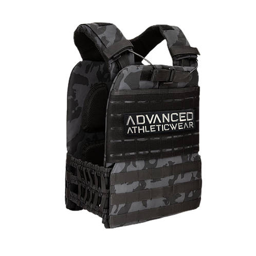 Advanced Athletic-Vest-Stealth