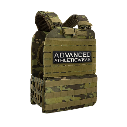 Advanced Athletic-Vest-Army