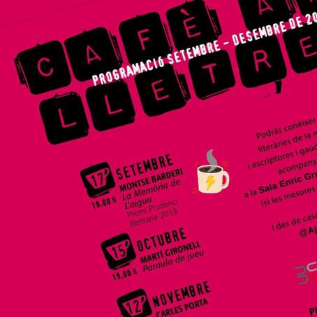 Cafè amb lletres a Cerdanyola