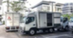 Mitsubishi Fuso Fe71pb boxvan