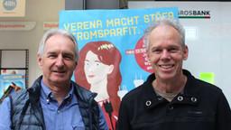 Stromsparvreneli im Gespräch mit Jürg Kurtz & Alfred Sigg von der Lokalen Agenda 21