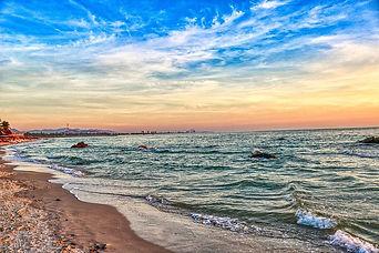 beach at Huahin