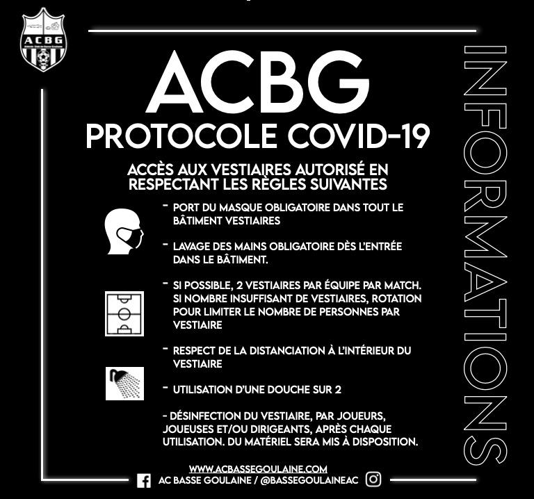 Protocole COVID
