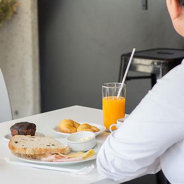 Desayuno Buffet Ciudadano Suites