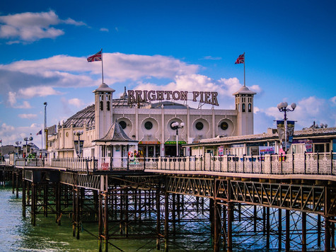 Top 10 Things to Do in Brighton, England