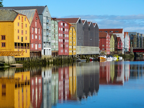 Some of the best things to do and see in Trondheim, Norway
