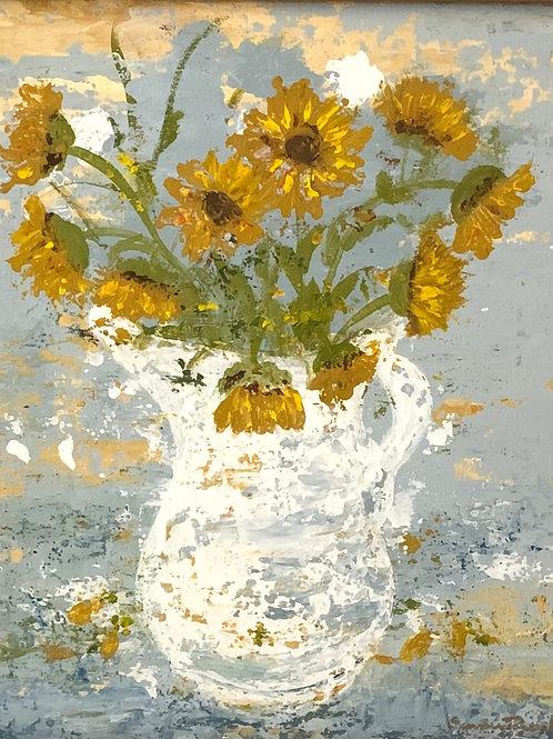 Sunflower Blu