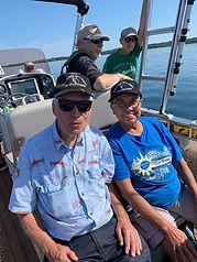 Joe Rode, Hilda Charles 2019.jpg