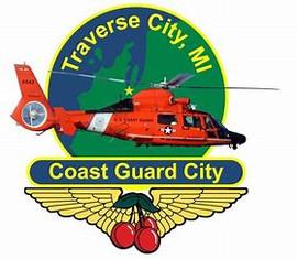 Coast Guard City Logo