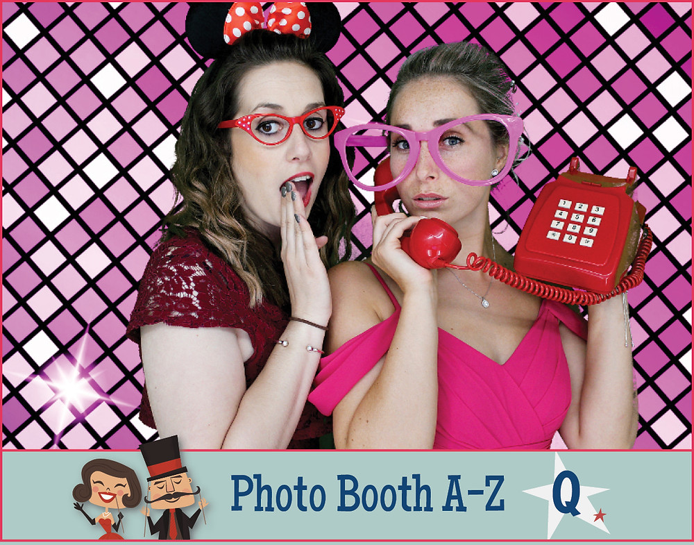 The Two Bonnys Photo Booth FAQ