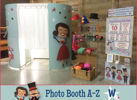 W is for ... Wedding Shows