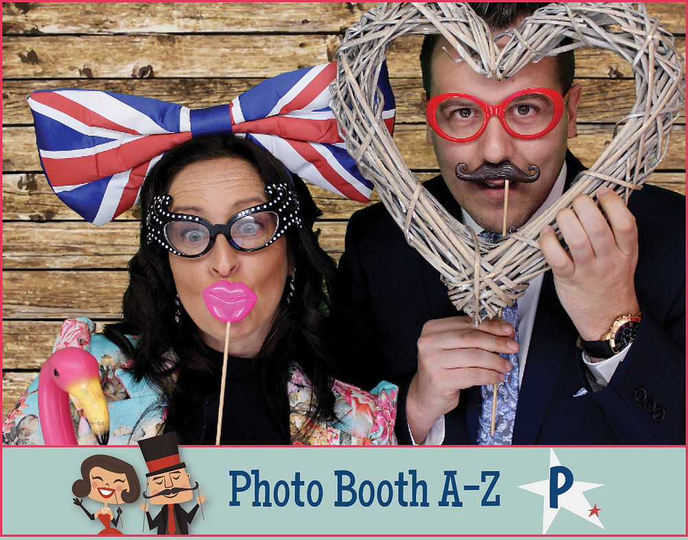 The Two Bonnys Photo Booth Props