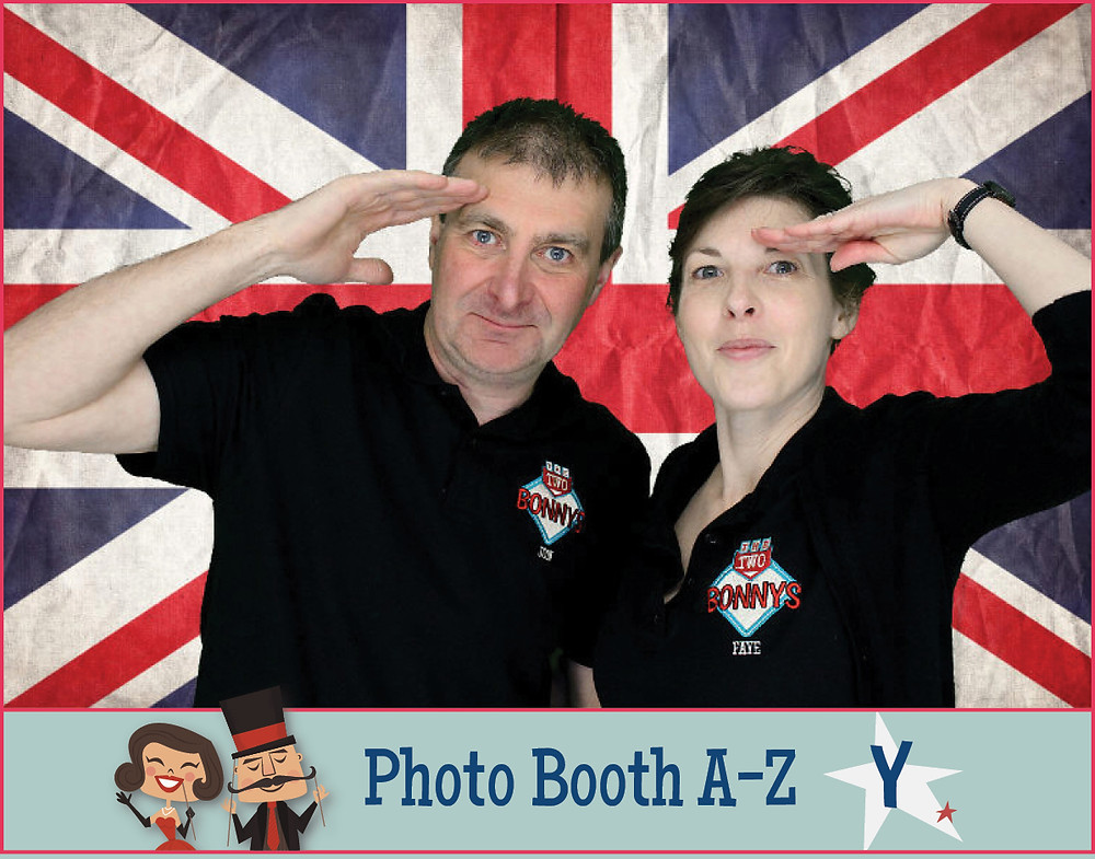 The Two Bonnys Photo Booth